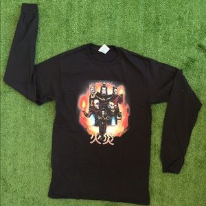 Other - (NWT) avatar the last air bender fire nation shirt